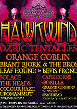 Roadtrip to Roadburn 1
