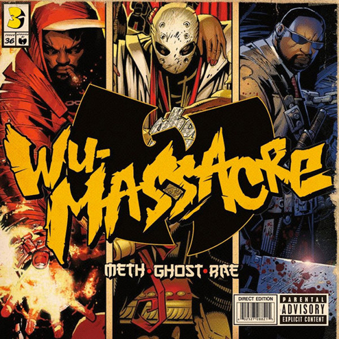 Meth, Ghost and Rae: Wu-Massacre