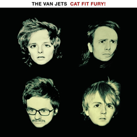 The Van Jets: Cat Fit Fury!