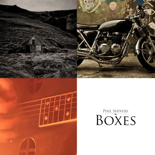 Phil Shivers: Boxes