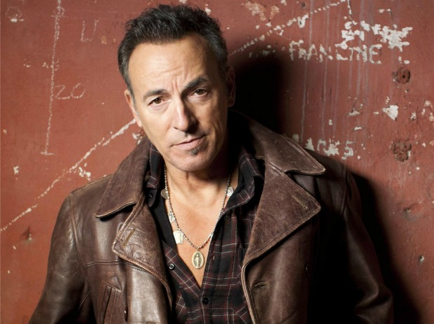 Bruce springsteen klar for roskilde