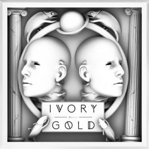 Ivory and Gold - Burst - Artwork
