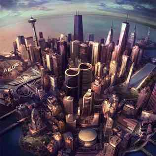 Foo Fighters_Sonic Highways_Cover
