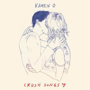 Karen O_Crush Songs_Cover